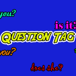 Materi Question Tag Lengkap