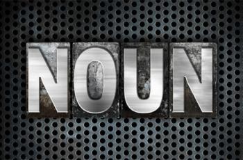 Penggunaan Noun