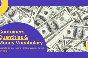 Containers, Quantities, and Money Thumbnail